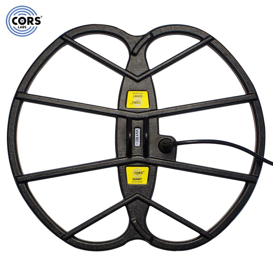 CORS Hochleistungsspule für Metalldetektor Makro Racer I und II